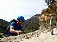 集团费拉塔普列戈铁索攀岩标志Unaventura