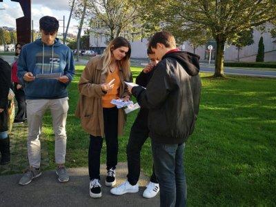 Scappa dalla città di Bilbao 90 minuti per bambini