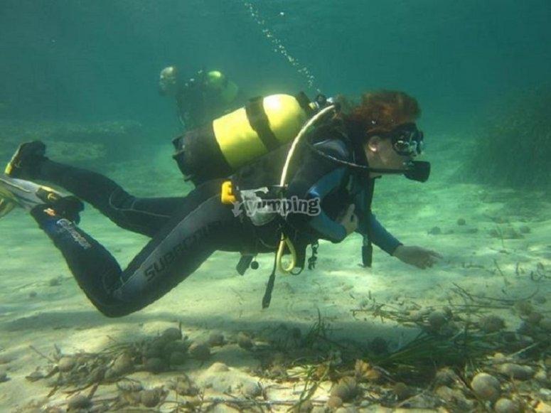 潜水的第一步