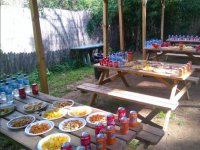 Mesa para fiestas
