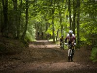 山地自行车路线