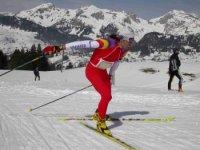 适应滑雪越野滑雪雪鞋