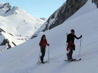 泰勒马克滑雪旅游滑雪