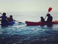 Kayaks Santa Susana
