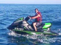 Kawasaki STX jet ski