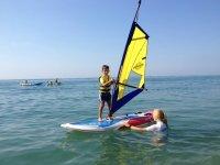 学习风帆冲浪