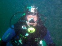 潜水用水下摄像机