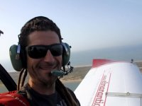 Pilot for a day from Badajoz