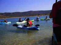 Rutas en canoa en Cuenca