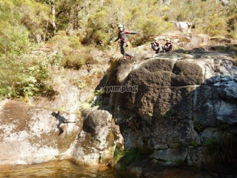 Giornata del canyoning