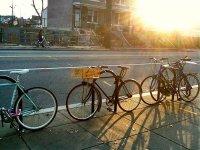 Cycling through Seville