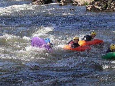 Hidrospeed desde Cequeliños por río Miño 3h