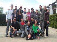 Atravesamos la naturaleza de Huelva