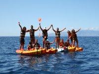 海上皮划艇设备