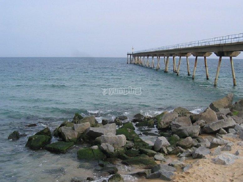 加泰罗尼亚海岸