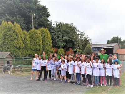 Campamento multiaventura en Sobrado 1 semana