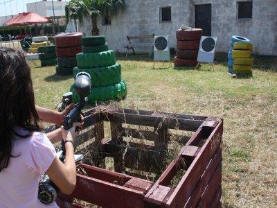 Paintball Castellón Team Building