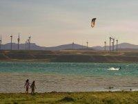 Kitesurf en Zaragoza