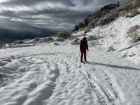 与雪鞋探险