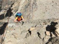 Acendiendo por roca