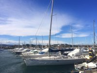 Rent sailboat with no skipper Santander half day