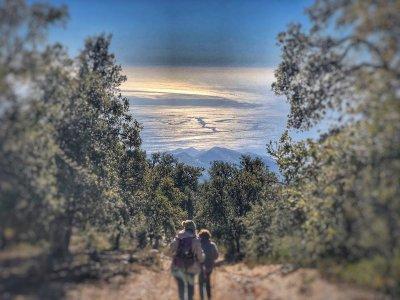 Nevalia Guías de Montaña Senderismo