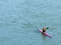 Kayaks en Zaragoza