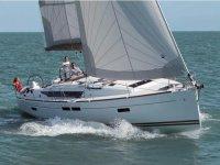 Skippering the sailboat