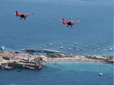 Volo ultraleggero sulla Costa de Almería 30 min