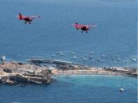 Volare in ultraleggero sulla costa di Almería