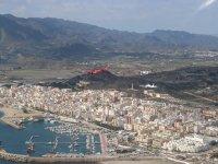 Vuelo en ultraligero por Almería