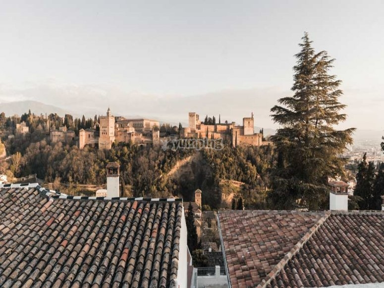 Punti panoramici di Granada
