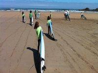Iníciate en el surf
