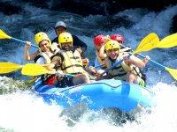 Rafting per aziende