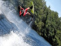 Wakeboard courses