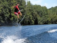 Wakeboarding in Lugo