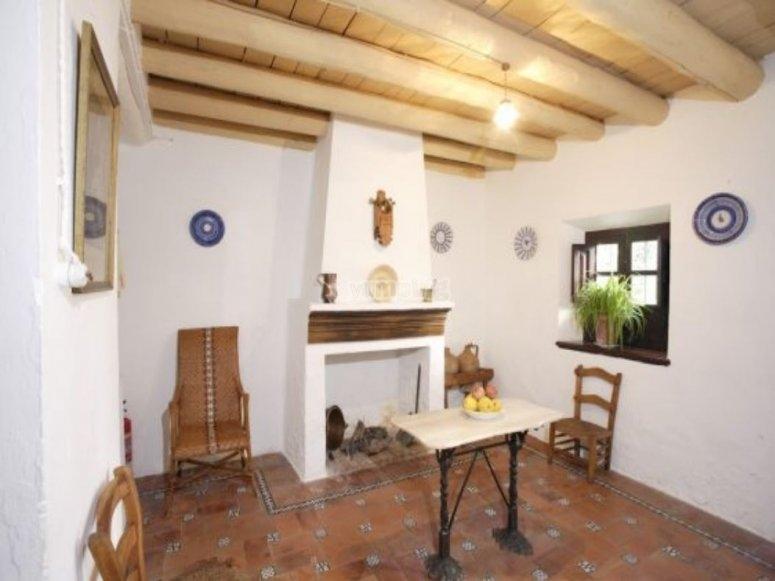 Interno della casa di García Lorca
