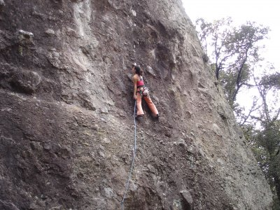 Intermediate level climbing course in Benaoján 8 h