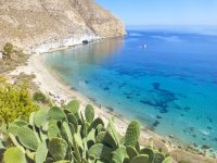 Guided route through coves of Cabo de Gata 6 hours