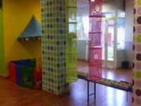 Instalaciones de parque infantil