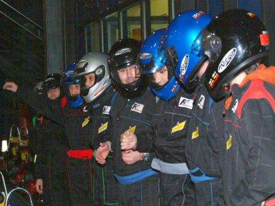 Formula Cero Indoor Karting Team Building