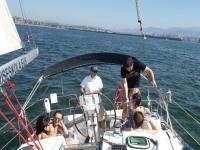 De excursion en el barco