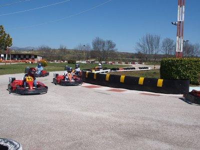 Circuito Karting Soto Team Building