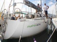 Preparando para navegar