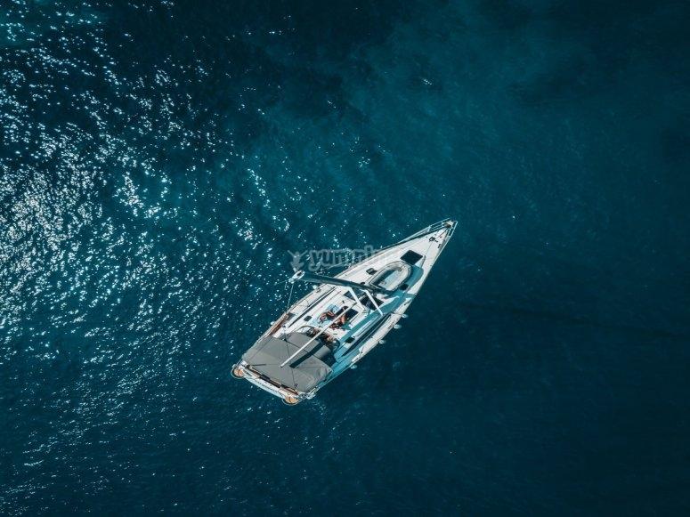 Naviguer sur la Costa Verde
