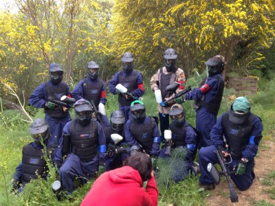 Paintball El Bosque