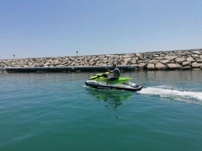 Excursión en moto de agua por la Costa del Sol 1 h
