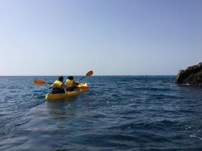 Alquiler de Kayak Doble en La Herradura 1 hora