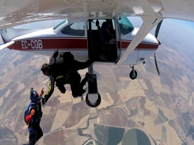 Skydive Cordoba Spain