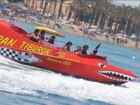Super fast boat